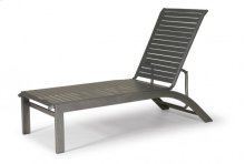 Lay-flat Stacking Armless Chaise