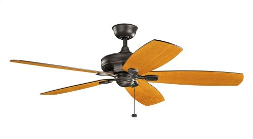 "Ashbyrn 60"" Fan Olde Bronze®"