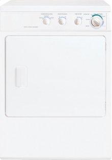 Crosley Extra Large Capacity Dryers (5.7 Cu. Ft. Super Capacity Drum)