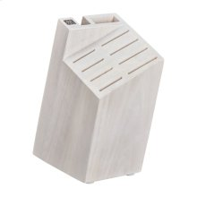 ZWILLING Pro 10-slot Knife Block, White