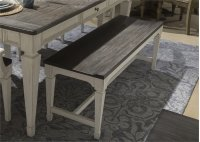 Wood Seat Bench Product Image