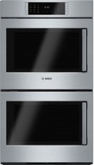 """Benchmark® 30"""" Double Wall Oven, Left SideOpening Door, HBLP651LUC, Stainless Steel Product Image"""