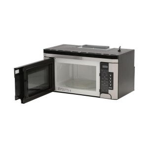1000w Sharp Stainless Steel Over The Range Carousel Microwave
