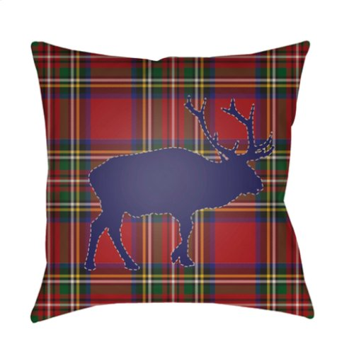 "Buffalo PLAID-034 18"" x 18"""