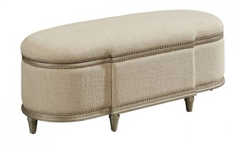 Morrissey Rhodes Storage Bench Product Image