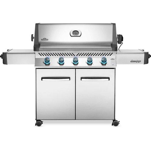 Prestige 665 Gas Grill , Stainless Steel , Propane