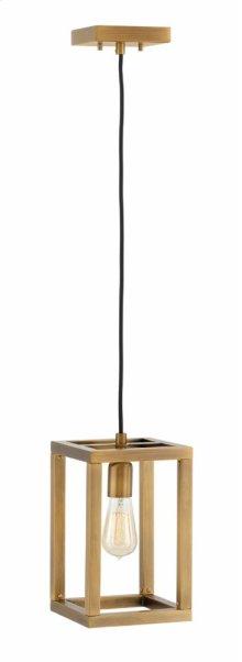 Brushed Bronze* Ensemble Interior Hanging