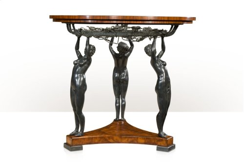 Dancing Nymphs Centre Table