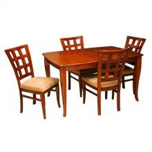 Lattice Back Chairs