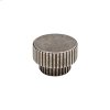 Flute Large Knob - CK10017 Silicon Bronze Light