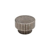 Flute Large Knob - CK10017 Silicon Bronze Brushed
