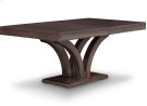 Verona 54x96 Solid Top Dining Table Product Image