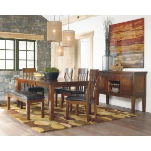 Ashley FurnitureRalene 5-PC Dining Set - Bench Half Price w/ Purchase