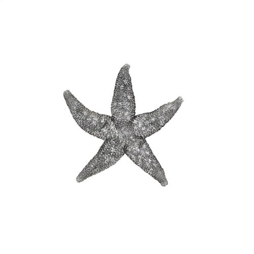Magali Silver Starfish Wall Decors - Set of 3