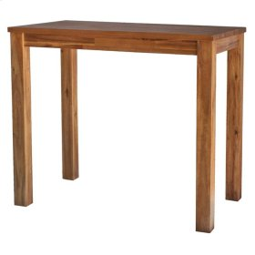 """Tiburon 36"""" High Table, Amber"""