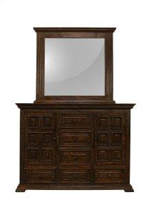 Charleston Cowboy Dresser