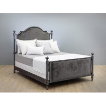 Jasmine Upholstered Bed