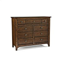 Bedroom - Jackson 9 Drawer Chesser Product Image