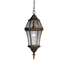 Townhouse Collection Outdoor Hanging Pendant 1Lt