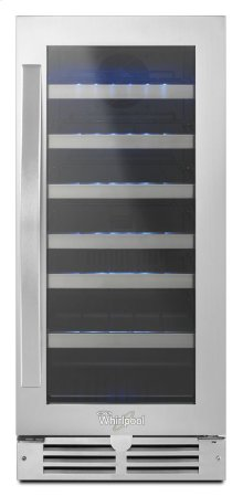 "15"" Undercounter Wine Center with LED lighting"