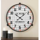 Max Wall Clock Product Image
