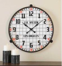 Max Wall Clock