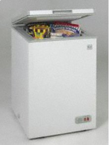 Model CF100 - 3.4 Cu. Ft. Chest Freezer