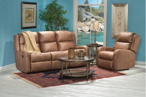 Cameron Fabric Rocking Recliner