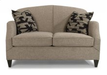 Jasmine Fabric Loveseat