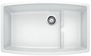 Blanco Performa Cascade Super Single Bowl - White