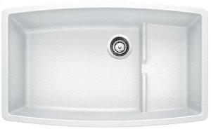 Blanco Performa Cascade Super Single Bowl - White