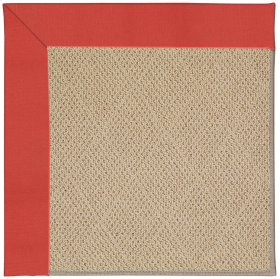 Creative Concepts-Cane Wicker Canvas Paprika