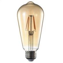 LED Amber Bulb