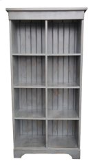 8-Cube Cubby Bookcase Product Image