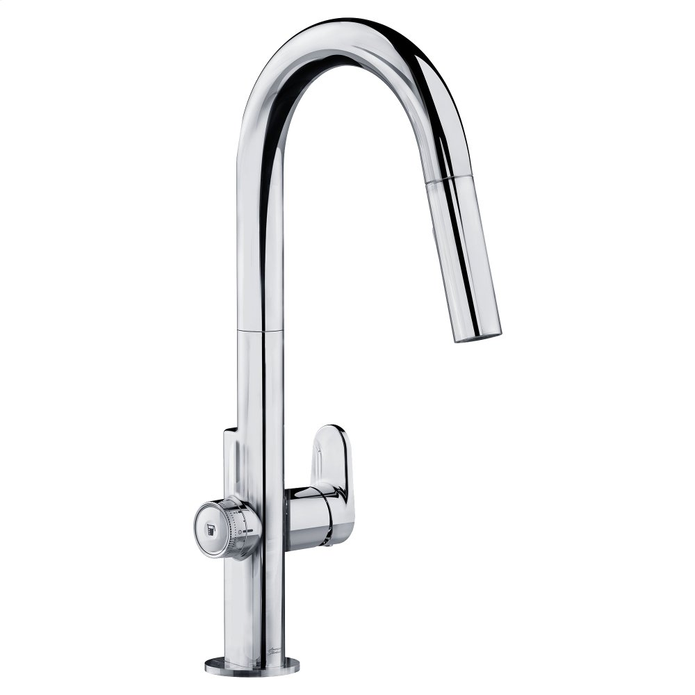 Awesome Hidden · Additional Beale MeasureFill Touch Kitchen Faucet American  Standard   Polished Chrome