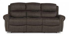 Walden Fabric Reclining Sofa
