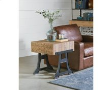 Foundry End Table