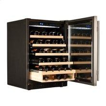 48-Bottle Built-In Wine Cellar
