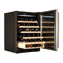48-Bottle Built-In Wine Cellar