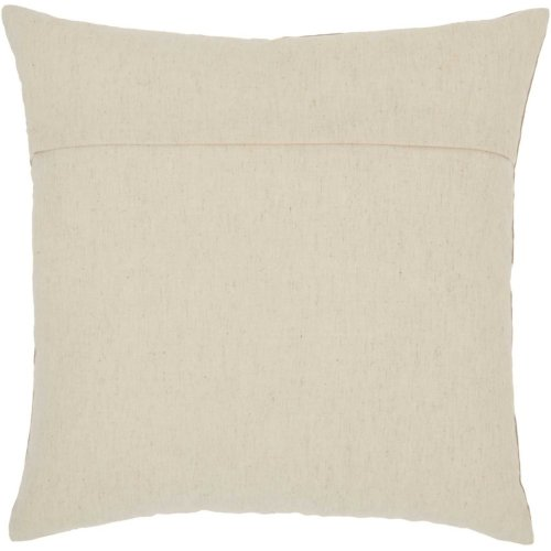 "Royal Palm Ns762 Natural 18"" X 18"" Throw Pillows"