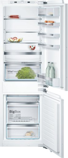 "800 Series Custom Panel Fully-Integrated 24"" Bottom Freezer"