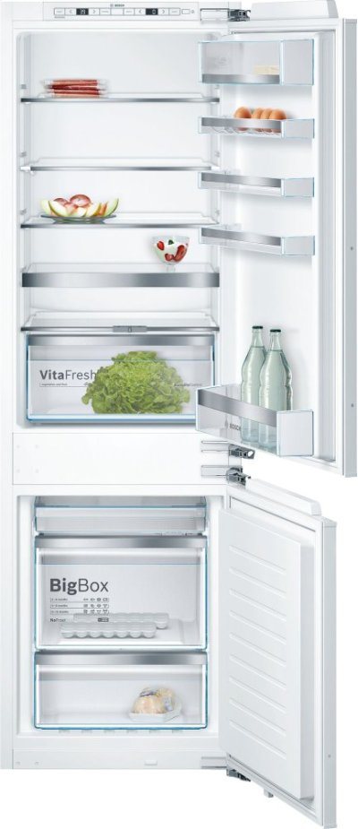 "800 Series Custom Panel Fully-Integrated 24"" Bottom Freezer Product Image"