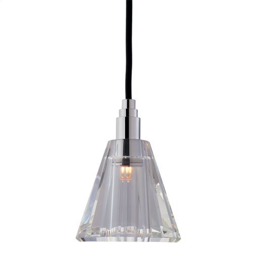 Naples Pendant - Polished Chrome