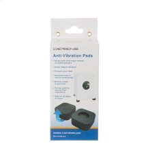Washer/Dryer Anti-Vibration Pads - Contains 4 pads