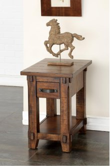 Restoration Side Chair Table
