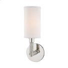 Wall Sconce - POLISHED NICKEL Product Image