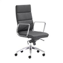 Engineer High Back Office Chair Black