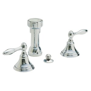 Mendocino Bidet Set - Polished Chrome
