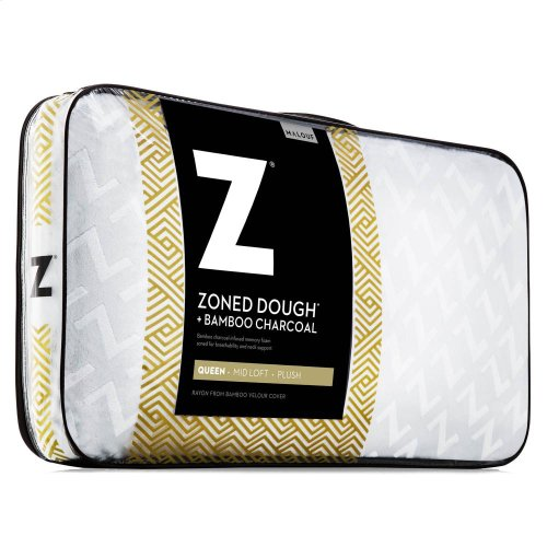 Zoned Dough + Bamboo Charcoal - King High Loft