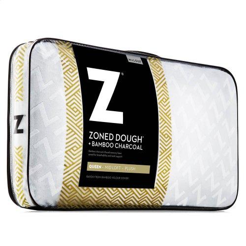 Zoned Dough + Bamboo Charcoal - Queen High Loft